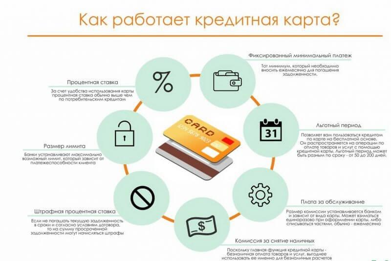 Словарь-справочник держателя кредитной карты