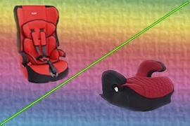 Возраст позволяющий ребенку ездить без кресла